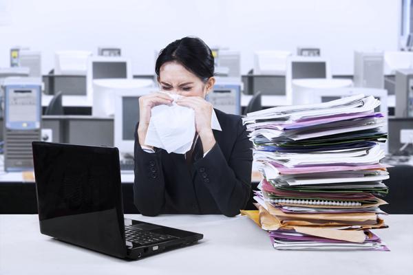 壓力大會生病的原因找到了!原來是壓力會增強發炎反應