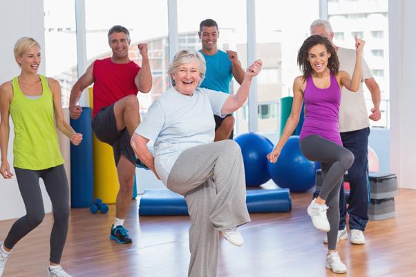 高血壓一定要吃藥? 研究顯示:規律運動(包含有氧以及重量訓練)有助於穩定血壓 效果不亞於藥物!