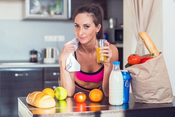 運動後會傾向吃的更多