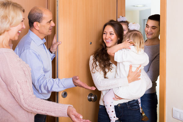 親友互訪對生活品質是提昇或降低?