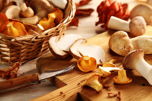 每周食用菇類150克 降低50%年長者的輕度認知功能障礙退化風險